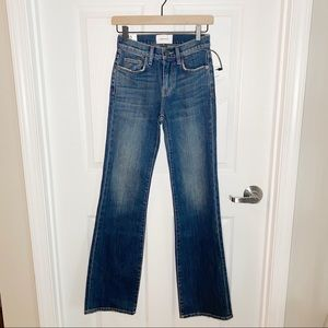 NWT Current/Elliott The Jarvis Brush Jeans G12